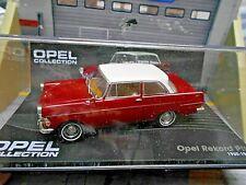 OPEL Rekord P2 PII Limousine red rot 1960 - 1963 IXO Altaya Sonderpreis 1:43