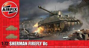Airfix 1:72 Scale - Sherman Firefly Vc Model Kit A02341