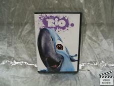 Rio DVD Animated