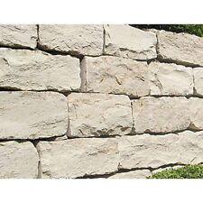 Mauerstein Dietfurter Kalkstein gala M1 mehrformatig 1 Tonne auf Palette
