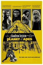 """PLANET OF THE APES -  CLASSIC MOVIE POSTER 12"""" X 18"""""""