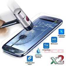 2x Pellicola in Vetro Temperato per Samsung Galaxy S3 i9300 i9305 Salva Schermo