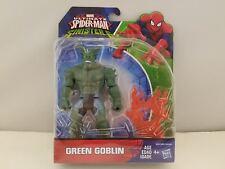 Marvel Ultimate Spider-Man Sinister 6 Green Goblin 5.5 in. Action Figure br-16