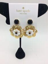 $58 KATE SPADE POSY GROVE  CRYSTAL & FLOWER DROP EARRINGS KS29