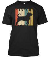 Puggle Color - Buggle Hanes Tagless Tee T-Shirt