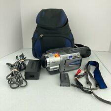 Sony Handycam CCD-TRV58 Camcorder  Hi8 Video Transfer Night Shot Tested