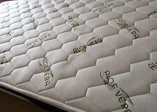 Mattresses Aloe Vera, Cold-Foam, Allergikermatratze, Height 18/8 11/16in