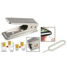 Nano sim card cutter (Cut GSM Sim & Micro Sim Card to Nano Sim Card LD