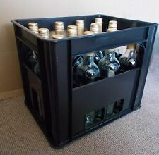 24 Wine Bottles in two Brand New Plastic Crates - 2 full crates of wine bottles