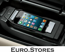 BMW X5 F15 Snap In Adapter Connect Docking Station iPhone 6 6s Genuine NEW