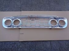 Ford Zephyr Parrilla Parrilla Parrilla Cromo ORIGINAL AÑO de fabricación 1965