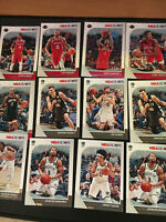 2019-20 Panini NBA Hoops (Winter) Basketball Complete Your Set (You Pick 1-294)