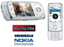 Nokia n86 8gb White (Senza SIM-lock) Smartphone 3g 8mp Zeiss WLAN GPS come nuovo