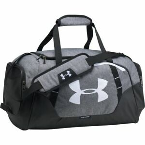 Under Armour Undeniable 3.0 Medium Duffel Bag  - Grey HEATHER NEW