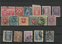 Lithuania Stamps ref R 16432
