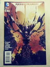 BATMAN LEGENDS OF THE DARK KNIGHT #4 FIRST PRINT DC COMICS (2013)
