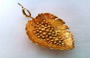 Rare & Solid Silver & Gold Gilt Georgian Tea Caddy Spoon Joseph Wilmore 1808