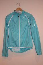 Bontrager Race Convertible Windshell Women's Jacket Maui Blue MEDIUM 437389 NEW