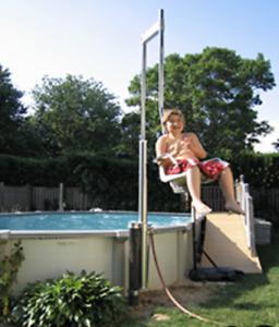 AquaticAccess Pool Lift