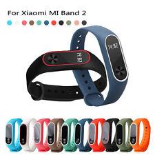 Silicon Wrist Strap WristBand Bracelet for XIAOMI MI Band 2 TY