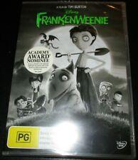 Frankenweenie - Disney (Australia Region 4) DVD - New