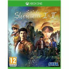 SEGA Shenmue I & II (Xbox One, 2018) New and Sealed