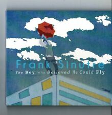 cd nuovo FRANK SINUTRE - THE BOY WHO BELIEVED HE COULD FLY