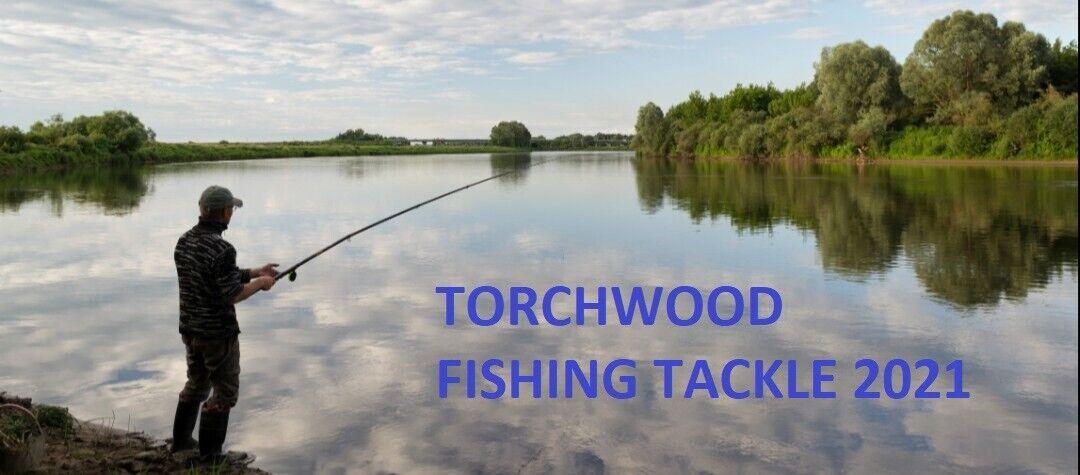 TORCHWOOD FISHING TACKLE 2021