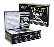 Magnetic Poetry Kit - Pirate