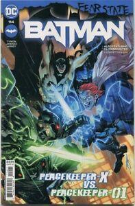 Batman #114 DC Comics 2021 NM+