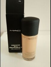 MAC Studio Fix Fluid SPF15 Foundation -- choose from assorted shades 30ml BNIB