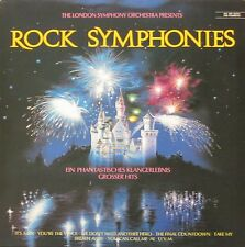 The London Symphony Orchestra Presents Rock Symphonies (Vinyl-LP Germany 1987)