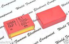 1pcs - WIMA FKP1 0.1uF (0.1µF 0,1uF) 1000V 5% pich:37.5mm Capacitor