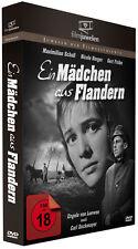 """Ein Mädchen aus Flandern - Filmjuwelen DVD - mit Maximilian Schell (""""Krakatoa"""")"""
