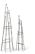 Tom Chambers Crooked Garden Obelisks - Available in 2 sizes