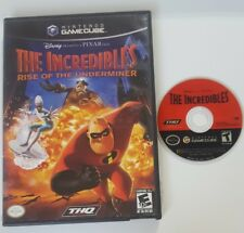 Incredibles: Rise of the Underminer (Nintendo GameCube, 2005) No Manual