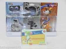Retro 3 Pack R.O.B., Mr. Game & Watch, Duck Hunt Duo amiibo Figures USA Edition