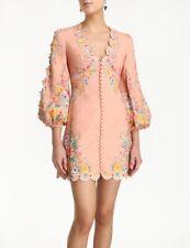 <68% Off> ZIMMERMANN Zinnia Scallop Mini Dress $850