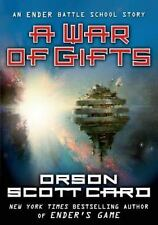Other Tales from the Ender Universe: A War of Gifts Bk. 5 by Orson Scott Card (2