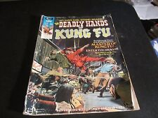 THE DEADLY HANDS OF KUNG FU #2; 1ST TIME ORIGIN OF SHANG-SHI !!!