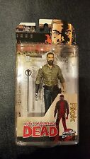 MCFARLANE TOYS THE WALKING DEAD RICK GRIMES 2016 COLOR SAVE 5% WORLDWIDE