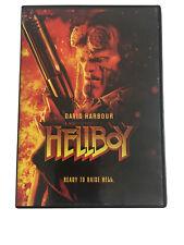 HELLBOY  2019 DVD