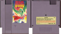 Dragon Warrior - RPG - NES Nintendo - Tested - Cartridge Only