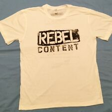 Brand New ~ Concert T-Shirt ~ Neil Young ~ Size Large ~ Brand New~ Rebel Content