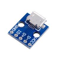 5PCS CJMCU 5V Micro USB Interface Power Adapter Board Breakout Module