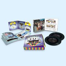Magical Mystery Tour - The Beatles - Inclus DVD + Blu-Ray + Double 45 Tours Mono