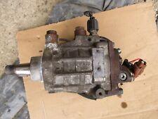 toyota rav4 fuel pump + suction control valve 2.0 d4d 2000 - 2005  22100 - 27010