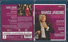 Mariss Jansons dirigiert Mahler - Sinfonie 2 (München 2011) [Blu-ray] Neu