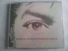 Michael Jackson - You rock my world Maxi CD SEALED!!!!