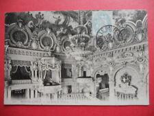 MONTÉ-CARLO  :  La Salle deThéâtre........VO.1905.